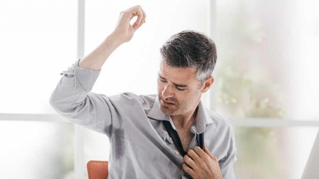 penyebab keringat berlebih