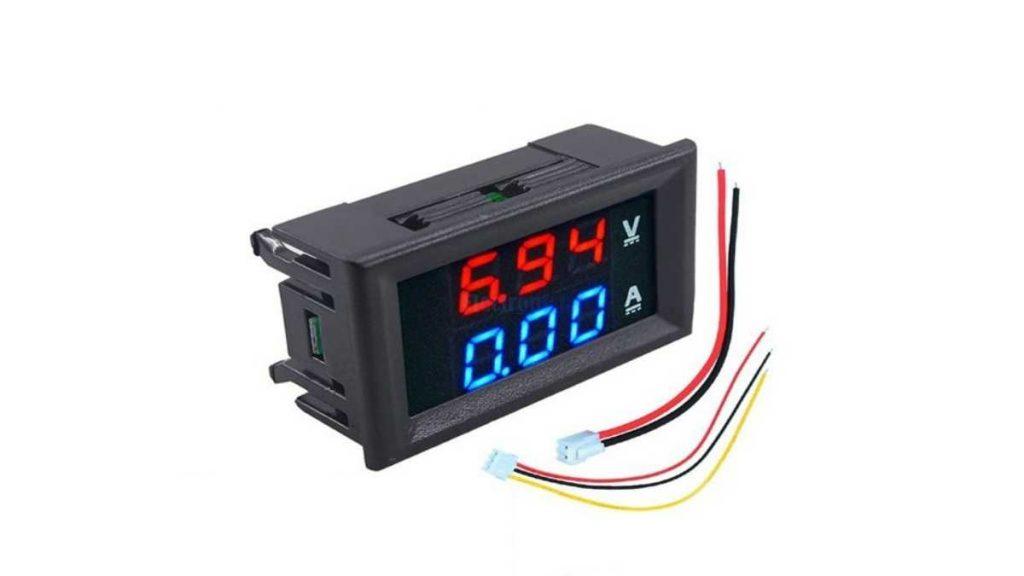amperemeter digital